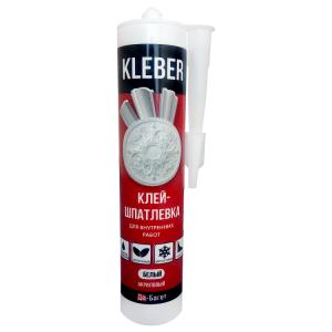 Монтажный клей-шпатлевка Де-Багет Kleber 0,5 кг в г. Екатеринбург