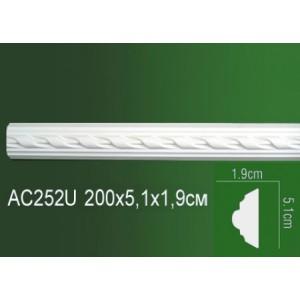 Молдинг полиуретановый AC252U