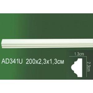 Молдинг полиуретановый AD341U