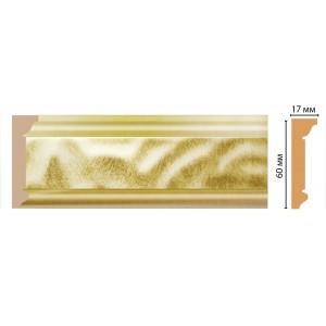Карниз потолочный DECOMASTER D216-374 (60*17*2400)
