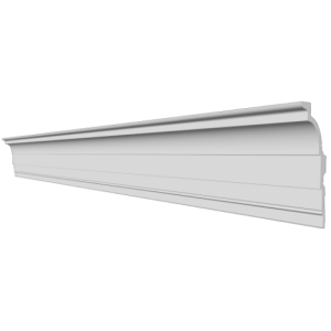 Потолочный плинтус glanzepol GP106