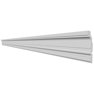 Потолочный плинтус glanzepol GP107