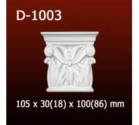 Дверной декор D1003(105*30/18*100/86) OptimalDecor в г. Екатеринбург