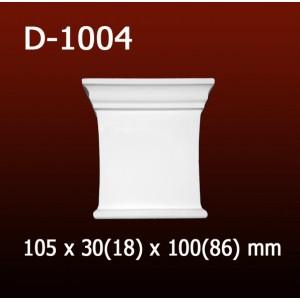 Дверной декор D1004(105*30/18*100/86) OptimalDecor в г. Екатеринбург