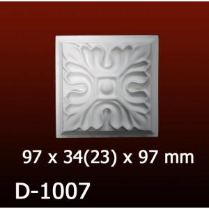 Дверной декор D1007(97*34/23*97) OptimalDecor в г. Екатеринбург
