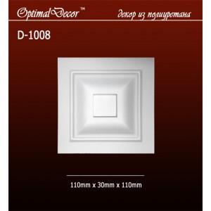 Дверной декор D1008 (110*30*110) OptimalDecor в г. Екатеринбург