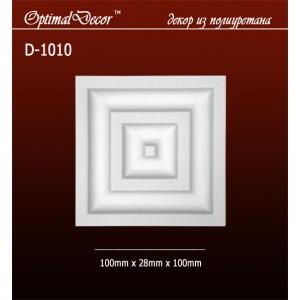 Дверной декор D1010 (100*28*100) OptimalDecor в г. Екатеринбург