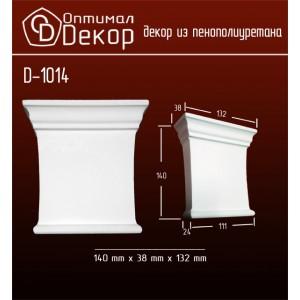 Дверной декор D1014(140*138*32) OptimalDecor в г. Екатеринбург