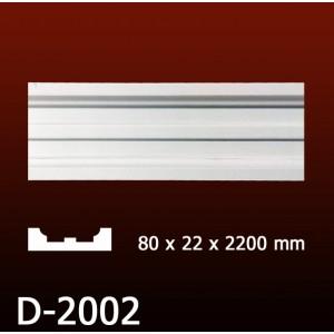 Дверной декор D2002(80*22*2200) OptimalDecor в г. Екатеринбург