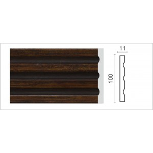 D201-966 Пилястра цветная  Декор  Дизайн