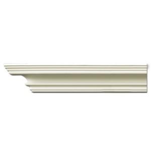 Плинтус потолочный с гладким профилем K208 в г. Екатеринбург