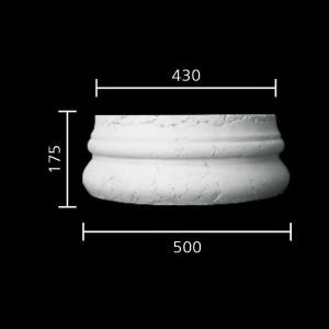 Основание к колонне KO-300-005