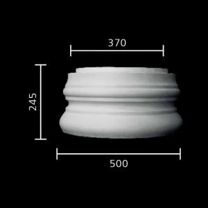 Основание к колонне KO-400-002