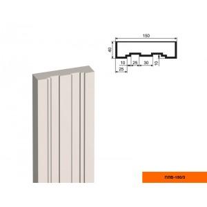 Пилястра ПЛВ - 150/3 (тело)