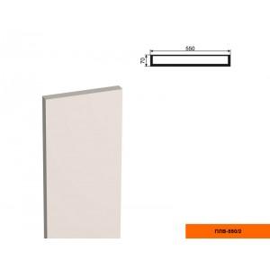 Пилястра ПЛВ - 550/2 (тело)