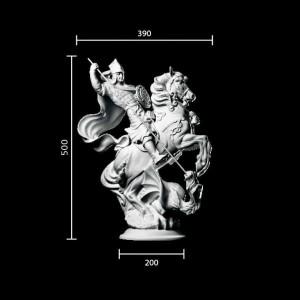 Статуя Георгий Победоносец ST-013