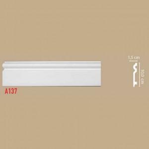 A137 Плинтус напольный