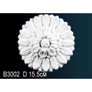 Розетка потолочная B3002