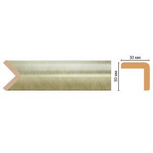 D134-373 ШК/28 угловой молдинг DECOMASTER(30*30*2400 мм)