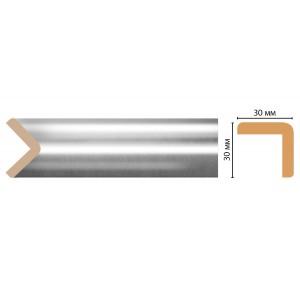 D134-375 ШК/28 угловой молдинг DECOMASTER(30*30*2400 мм)
