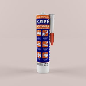 Клей монтажный Европласт 290 мл. в г. Екатеринбург