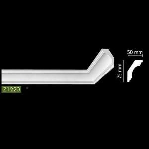 Гладкий потолочный профиль Z1220
