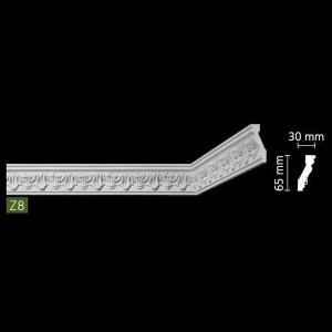 Потолочный профиль с рисунком Z8 в г. Екатеринбург