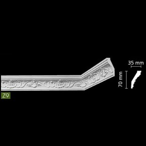 Потолочный профиль с рисунком Z9 в г. Екатеринбург