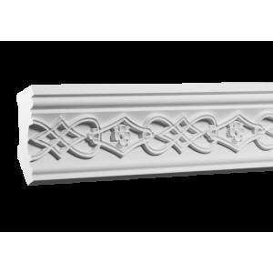 Плинтус потолочный с орнаментом1.50.282