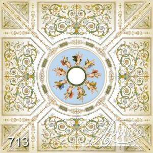 Фреска орнамент фр0713