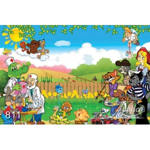 Фреска детские фр0811 в г. Екатеринбург