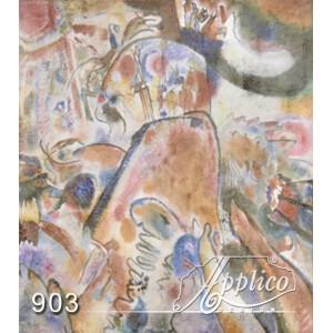 Фреска абстракт фр0903 в г. Екатеринбург