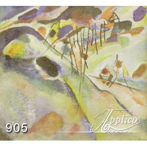 Фреска абстракт фр0905 в г. Екатеринбург