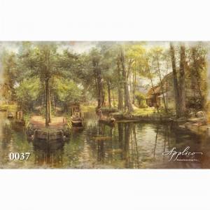 Фреска классический пейзаж фр0037 в г. Екатеринбург