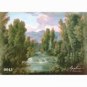 Фреска классический пейзаж фр0043 в г. Екатеринбург