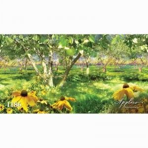 Фреска классический пейзаж фр1186