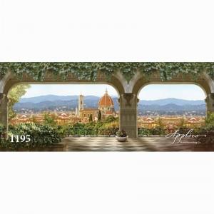 Фреска классический пейзаж фр1195